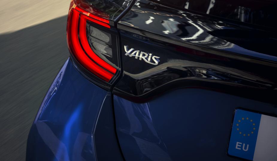 Toyota Yaris 2020 - nowa generacja